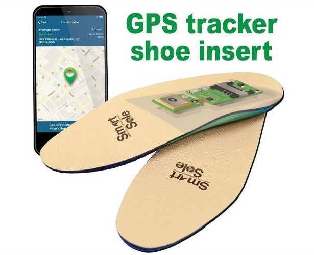 GPS-Smartsole by GTX Corp